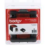 Black monochrome ribbon for 500 prints - Badgy100 & Badgy200