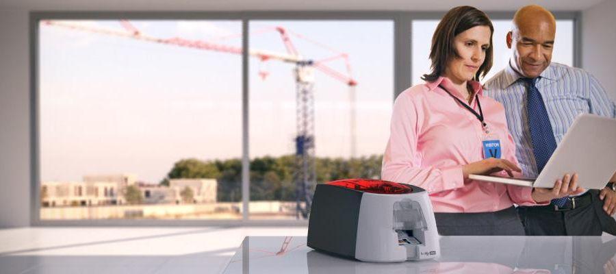 Companies - ID Card Printer