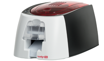 Badgy100 Plastic ID Card Printer