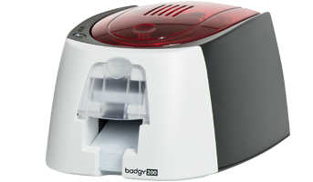 badgy200 Plastic ID Card Printer